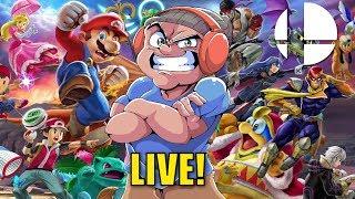 LET'S SMASH!! LIVE!!! thumbnail