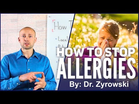 How To Stop Allergies Fast | Scientifically Proven To Work