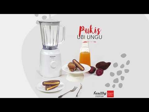 Cookin.ID Productions : Pukis Ubi Ungu