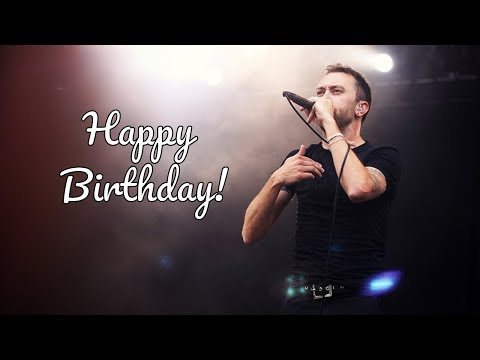 Happy Birthday, Tim McIlrath!