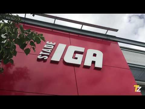 Bienvenue chez Tenniszon - Stade IGA