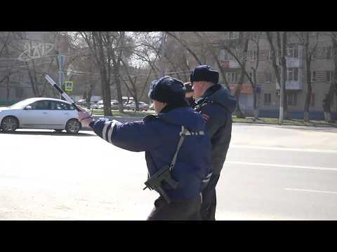 Акция ГИБДД «Пристегни себя и пассажира» в Невинномысске