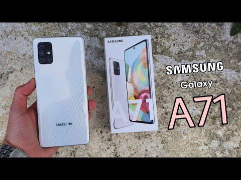 Samsung Galaxy A71 ¡DURO RIVAL a BATIR! REVIEW en español