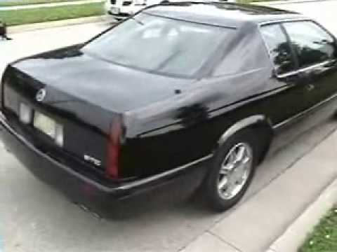 2001 Cadillac Eldorado ETC model- 128,650 miles VGC - YouTube