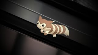 Furret on an Escalator until Diamond & Pearl remakes are released