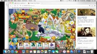 How to hack 30M gold and 100k food in dragon city