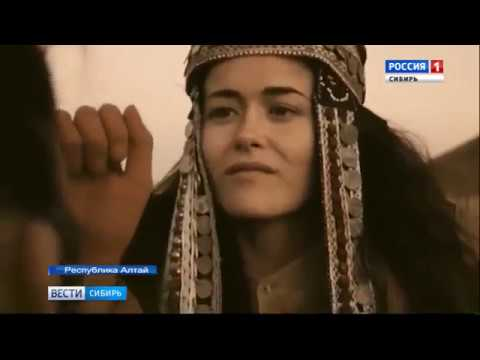 Russian TV NOVOSIBIRSK-NEWS presents the song PRINCESS OF UKOK by Maria Matveeva & Deep Forest
