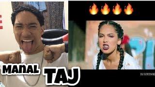 MOROCCO RAP - Manal - Taj [Official Music Video] REACTION!!!!!