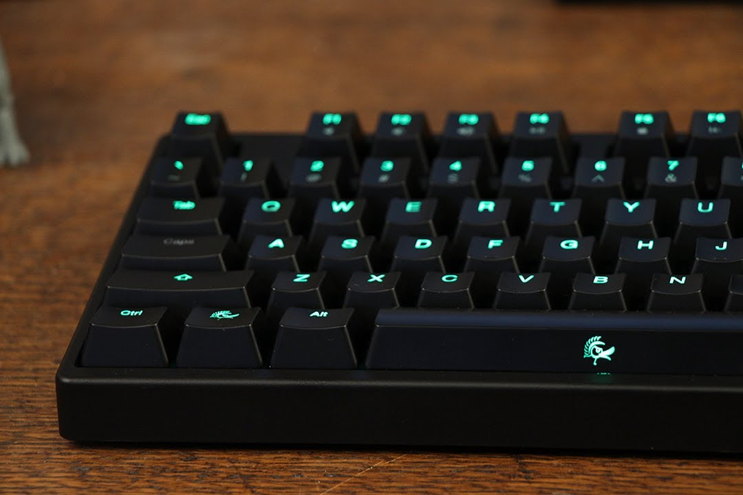 8fbe116e6fd Ducky Shine II DK9008 Unboxing and Review - YouTube