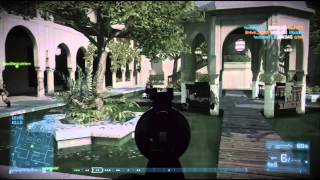 Battlefield 3 - Live Commentary - Gun Master Donya Fortress (BF3 Online Multiplayer Gameplay)