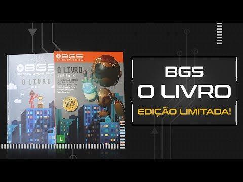 NOVO LIVRO OFICIAL DA BRASIL GAME SHOW