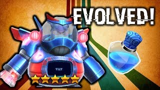 Bomb Event Incoming! Angromedon Evolution! | Angry Birds Evolution
