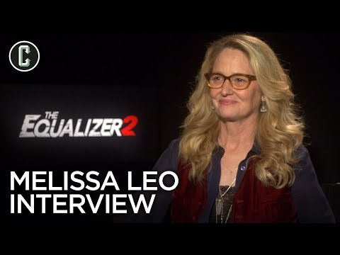 The Equalizer 2: Melissa Leo on Shooting An Emotional Death