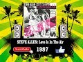 Download Steve Allen - Love Is In The Air  (Radio Version) MP3 song and Music Video