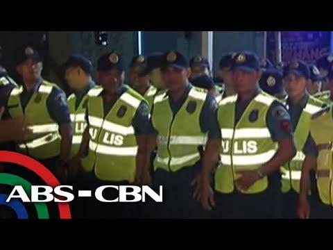 Bandila: Ilang pulis-Makati, isinailalim sa surprise drug test