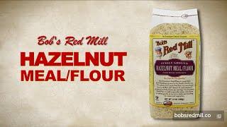 Hazelnut Meal Flour | Bob's Red Mill