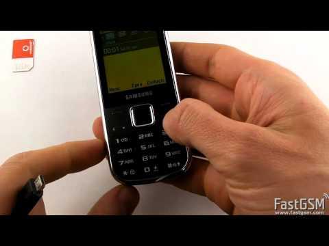 "Remove ""SIM lock"" on Samsung C3530"