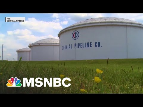 Former WH Cybersecurity Adviser: Pipeline 'Should Not Have Been This Vulnerable' | MTP Daily | MSNBC