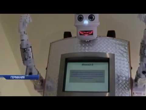მსოფლიო გაოგნებულია! გერმანიის ეკლესიაში პირველი რობოტი-მღვდელი გამოჩნდა