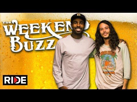 Terry Kennedy & Dee Ostrander: Kirchart! Getting Shot! Weekend Buzz Season 3, ep. 119 pt. 1