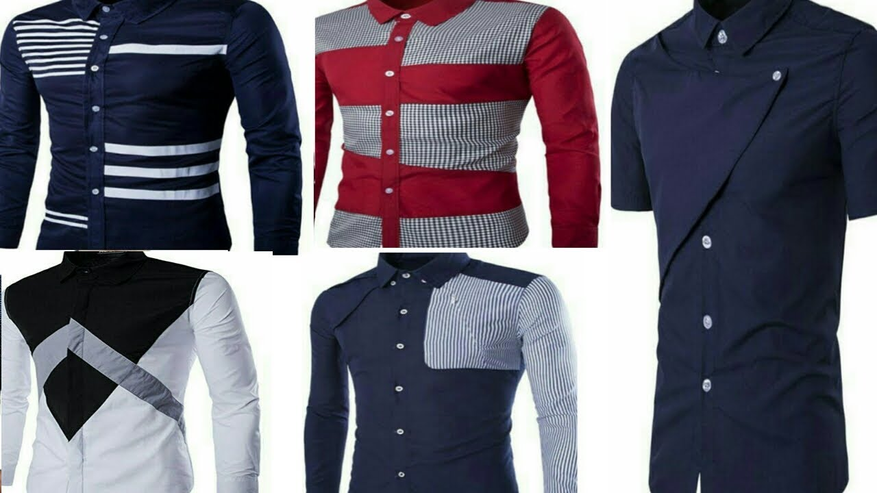 Men S Stylist Shirt Design Ideas 2018 Different Design Shirt Ideas Youtube