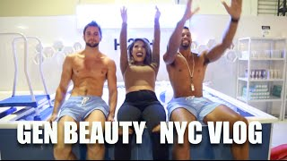 GEN BEAUTY + NYC VLOG | iluvsarahii