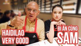 Food For Good #443: Color Man cùng Sam phá đảo Haidilao thương hiệu tỉ đô chi nhánh đầu tiên tại VN