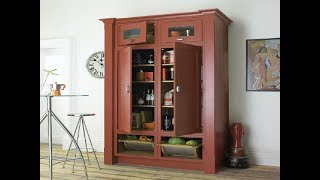 Gambar cover Stand Alone Kitchen Pantry