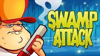 Swamp Attack - Gameplay Trailer