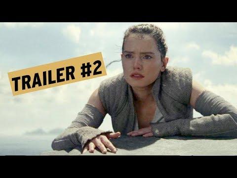 'Star Wars: The Last Jedi' Trailer #2: Why Is Luke 'Scared' of Rey?