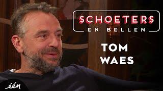 Schoeters en bellen - Tom Waes is een muurbloempje