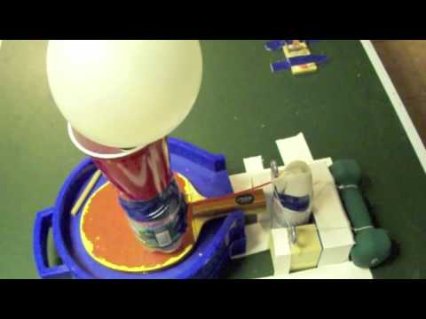 balloon popper simple machine