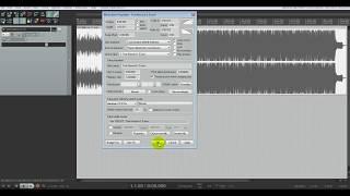 Как изменить тональность композиции без изменения темпа в Reaper 5