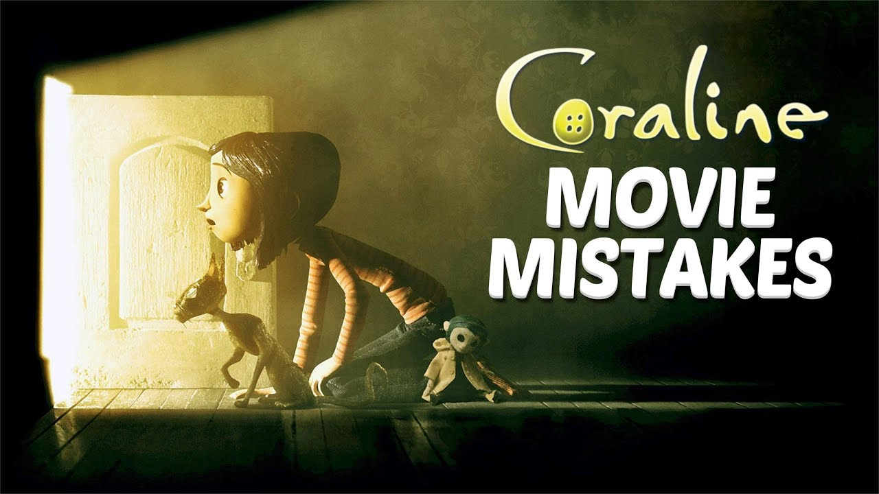 Download 10 Biggest Coraline Goofs You Totally Missed | Coraline MOVIE MISTAKES & Fails