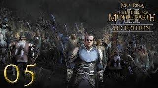 [5] FINALE: BATTLE OF DOL GULDUR! - Battle For Middle Earth 2 Good Campaign (HD)