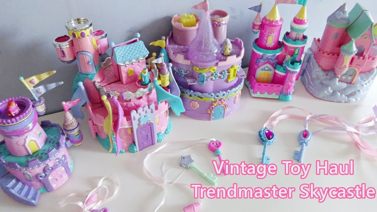90s Music Toys : Trendmaster starcastle haul vintage toy s toys