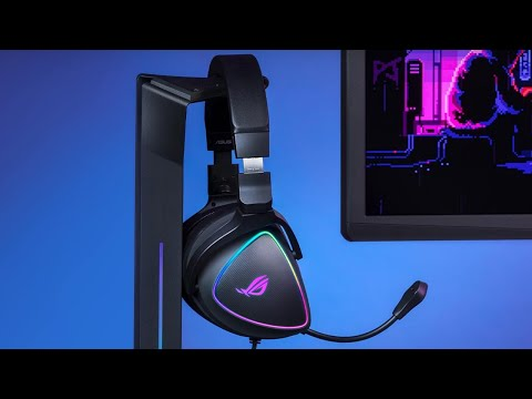 ASUS ROG Delta S   The Tech Side