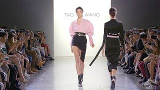 Taoray Wang | Spring Summer 2019 Full Fashion Show | Exclusive
