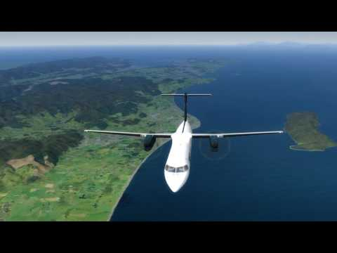 KIWIJET VIRTUAL MAJESTIC DASH 8 INTRO