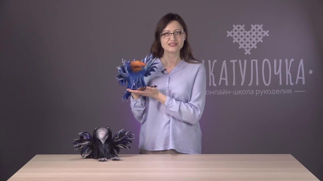"""Анонс курса  """"Ворона Варвара"""""""