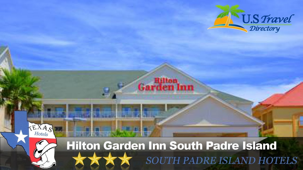 hilton garden inn south padre island south padre island hotels texas - Hilton Garden Inn South Padre