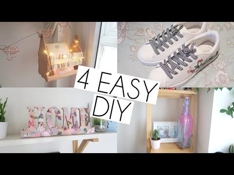 4 EASY POUNDLAND DIY IDEAS | Paige Joanna