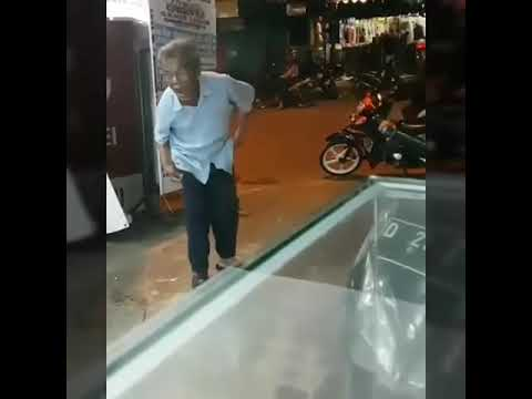 Anak kecil vs kakek, KASARR kocak sunda!!!!