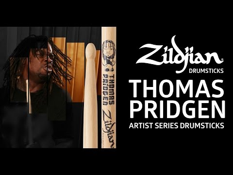 Zildjian Drumsticks - Thomas Pridgen Artist Series Drumsticks