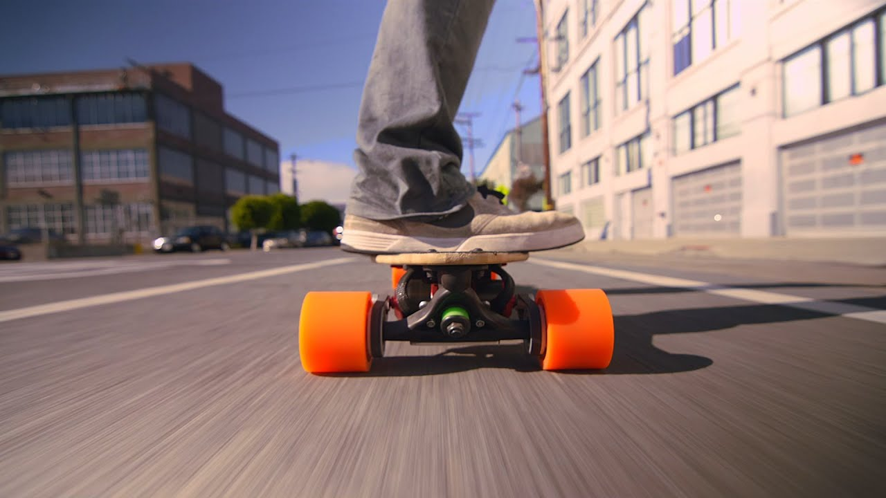 Boosted Boards - The World's Lightest Electric Vehicle