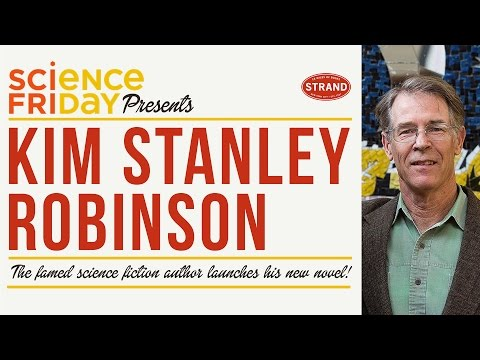 Kim Stanley Robinson and the Science Friday Book Club | New York 2140