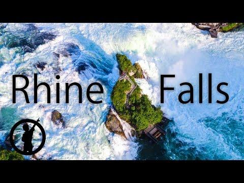 Rhine Falls (Rheinfall) Schaffhausen, Switzerland