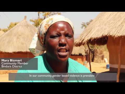 Gender Based Violence in Zimbabwe