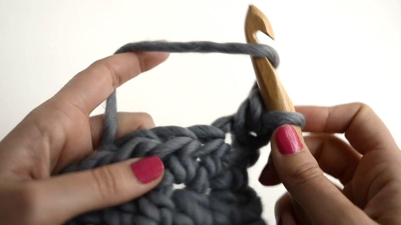 Häkeln Lernen Für Anfänger Halbe Stäbchen Häkeln We Are Knitters