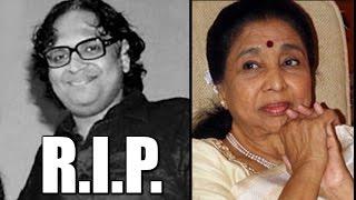 Asha Bhosle's Son Hemant Bhosle DIES